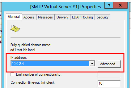 win setup smtp server2